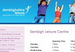 Denbigh Leisure Centre