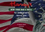 Harvey's New York Bar and Grill Llandudno