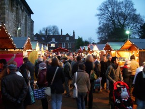 Christmas Markets in North Wales