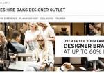 Cheshire Oaks Designer Shopping Centre