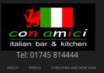 Con Amici Italian Bar and Restaurant