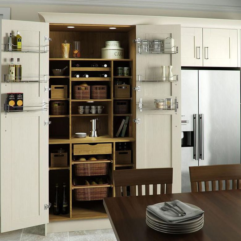 How To Create More Space In A Small Kitchen