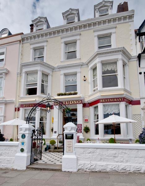St Tudno Hotel Llandudno Wales