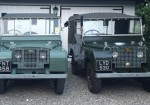 classic land rovers