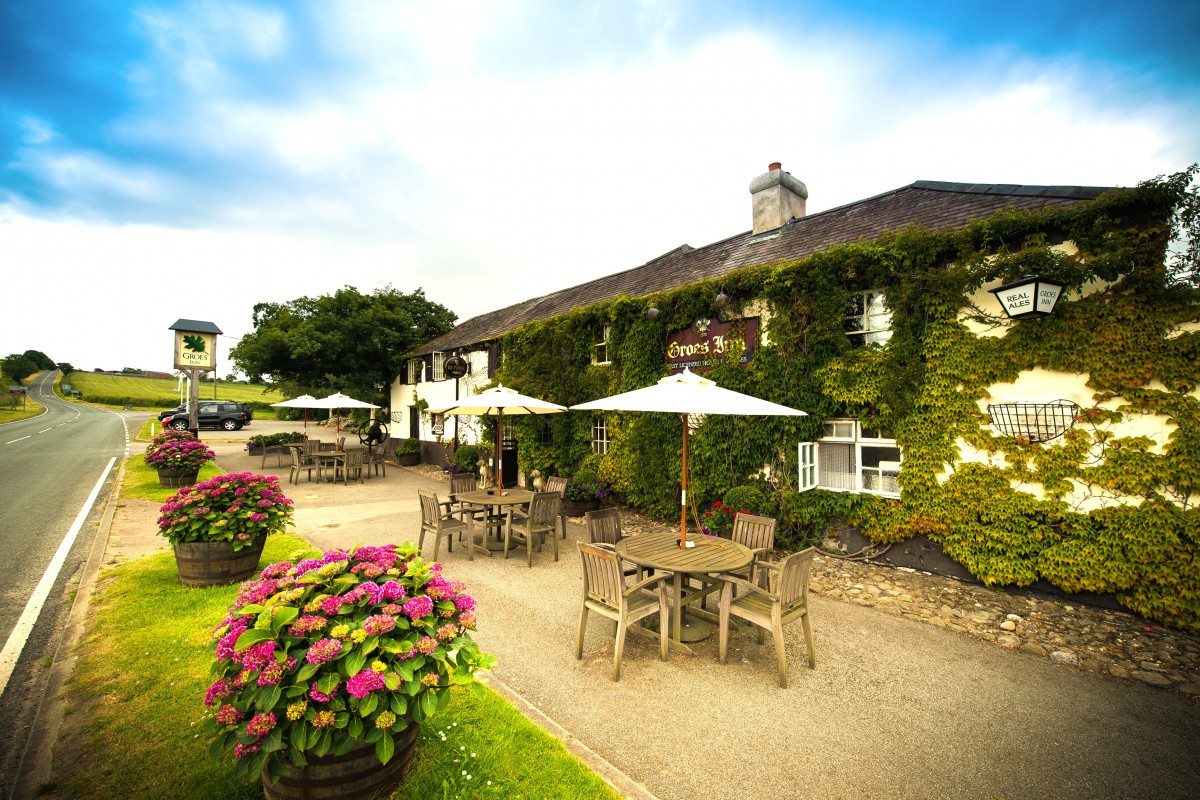 Outstanding Hotels in Conwy