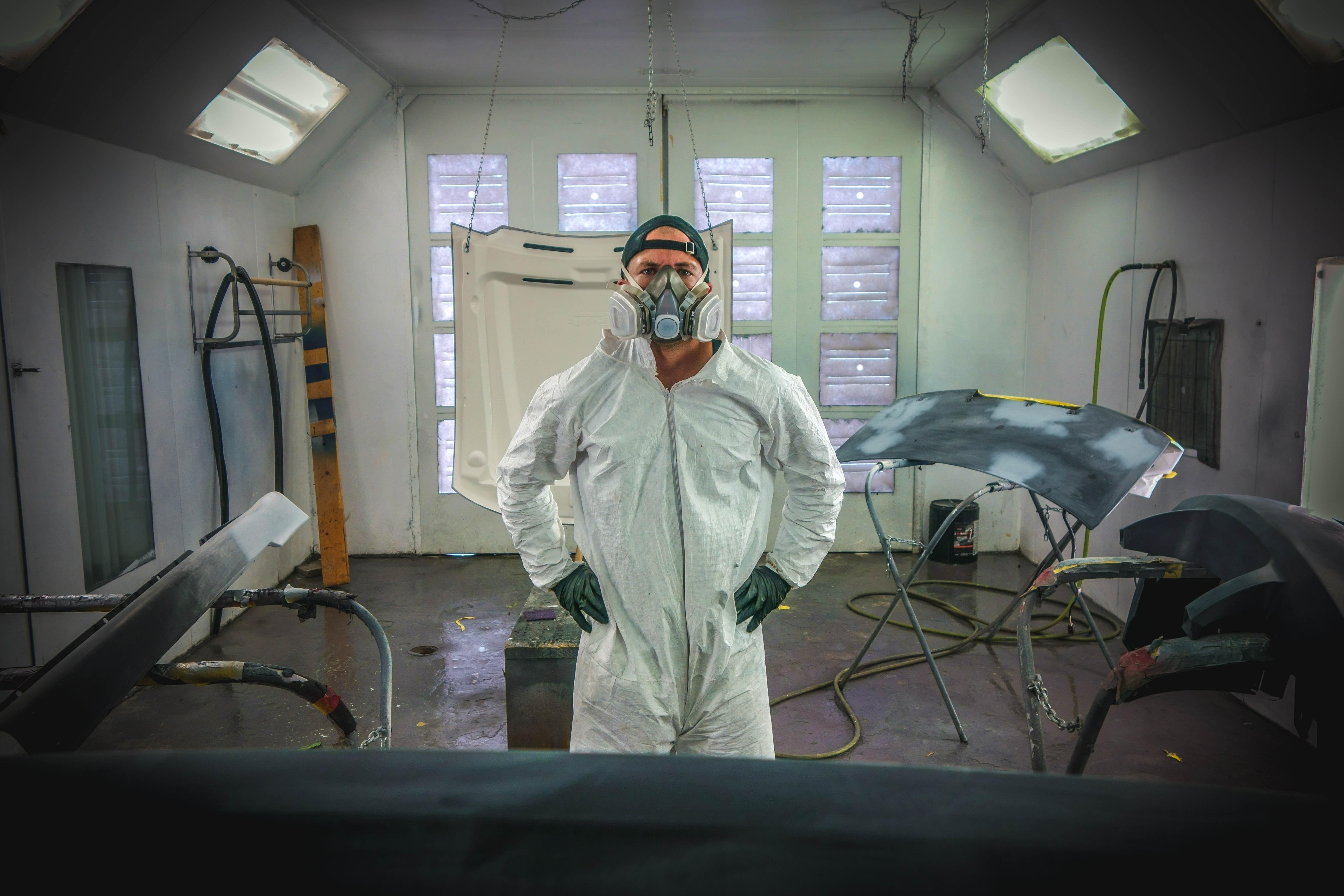 Hard Wearing Epoxy Resin Flooring